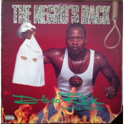Disco Rick - The Negro's Back, LP