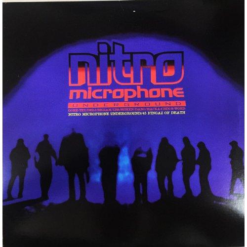 """Nitro Microphone Underground - Nitro Microphone Underground / 45 Fingaz Of Death, 12"""""""