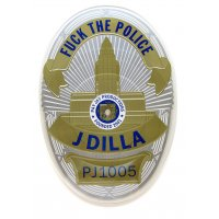 "J Dilla - Fuck The Police, 7"", Reissue, Picture Disc"