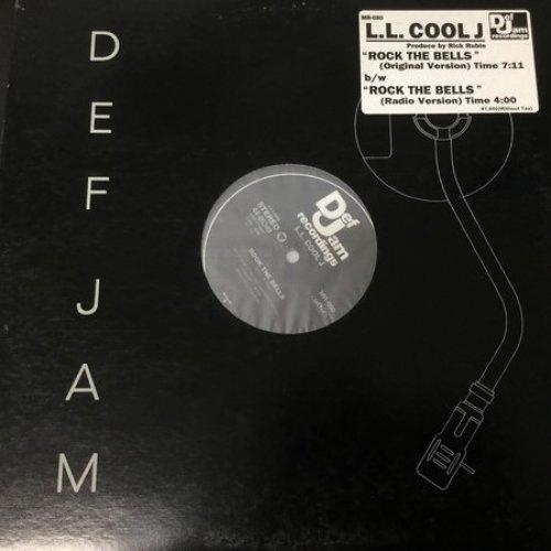 LL Cool J - Rock The Bells, 12""