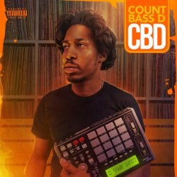 Count Bass D - CBD, LP