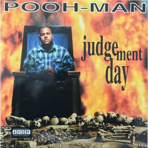 Pooh-Man - Judgement Day, 2xLP, Reissue