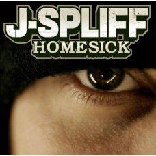 J-Spliff - Homesick, CD