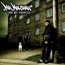 Mr. Malchau - For My Peoples, CD