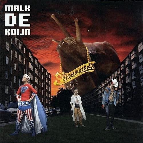 Malk De Koijn - Sneglzilla, 2xLP, Genoptryk (PREORDER - Ude 14. maj)