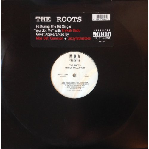 The Roots - Things Fall Apart, 2xLP
