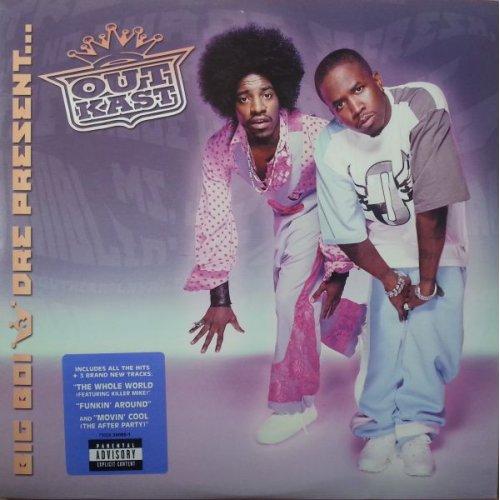 OutKast - Big Boi & Dre Present...Outkast, 2xLP