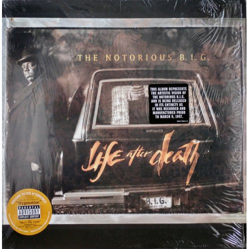 The Notorious B.I.G. - Life After Death, 3xLP