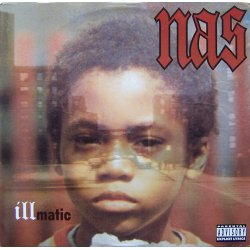 Nas - Illmatic, LP