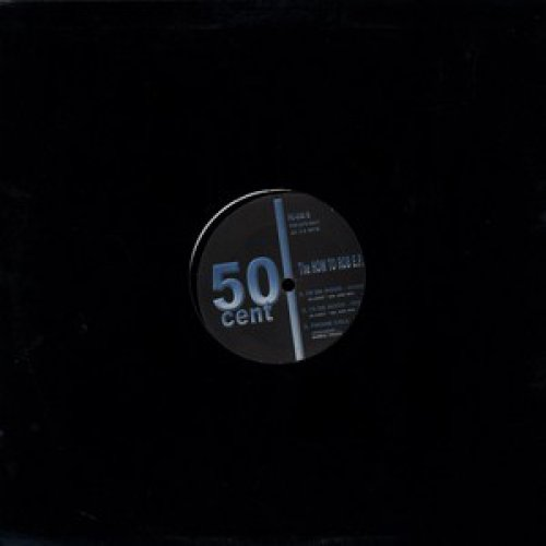"""50 Cent - How To Rob E.P., 12"""", EP"""