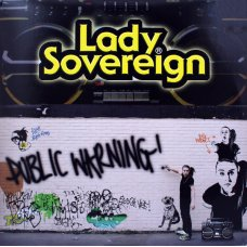Lady Sovereign - Public Warning!, 2xLP