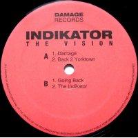 "Indikator - The Vision, 12"", EP"