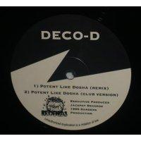"Deco-D - Potent Like Dosha (Remix), 12"""