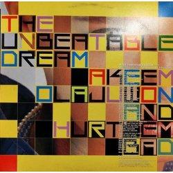 "Akeem The Dream & Hurt'Em Bad - The Unbeatable Dream, 12"""