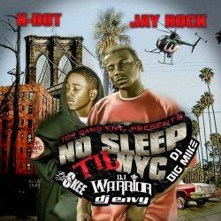 K-Dot & Jay Rock - No Sleep Til NYC, 2xLP, Promo