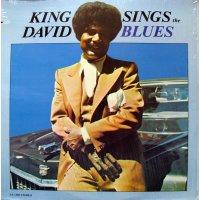 King David - King David Sings The Blues, LP