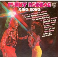 King Kong - Funky Reggae, LP