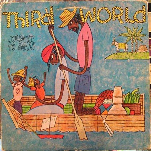 Third World - Journey To Addis, LP