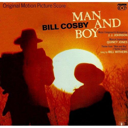 J.J. Johnson - Man And Boy (Original Motion Picture Score), LP