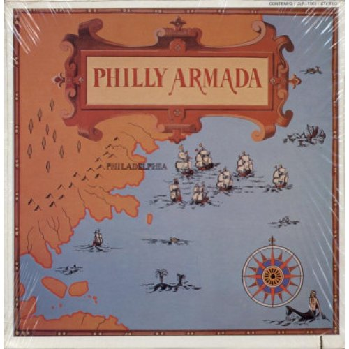 The Armada Orchestra - Philly Armada, LP
