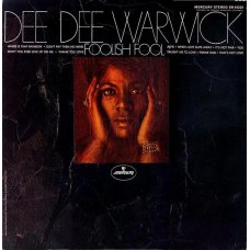Dee Dee Warwick - Foolish Fool, LP
