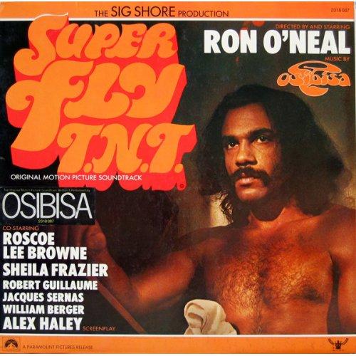 Osibisa - Super Fly T.N.T. (Original Motion Picture Soundtrack), LP