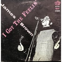 James Brown And The Famous Flames - I Got The Feelin', LP