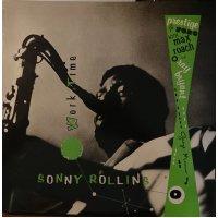 Sonny Rollins - Worktime, LP, Reissue, Mono