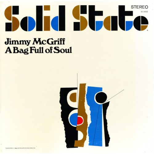 Jimmy McGriff - A Bag Full Of Soul, LP
