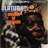 Olatunji! - Drums Of Passion, LP, Reissue