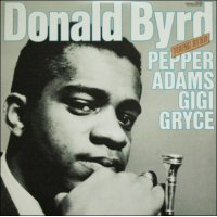 Donald Byrd With Pepper Adams And Gigi Gryce - Young Byrd, 2xLP, Mono
