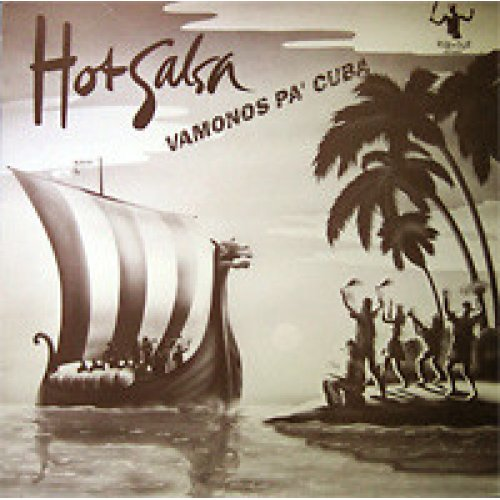 Hot Salsa - Vamonos Pa' Cuba, LP