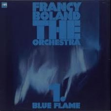 Francy Boland The Orchestra - 1. Blue Flame, LP