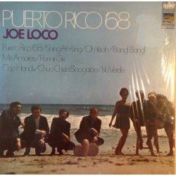 Joe Loco - Puerto Rico '68, LP