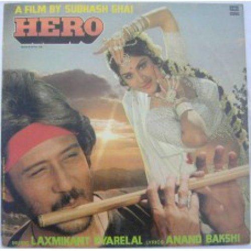 Laxmikant Pyarelal, Anand Bakshi - Hero, LP