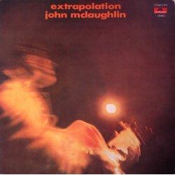 John McLaughlin = ジョン・マックローリン - Extrapolation = ジョン・マックローリンとジョン・サーマン, LP