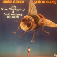 Urbie Green - Señor Blues, LP