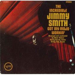 The Incredible Jimmy Smith - Got My Mojo Workin', LP