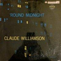 The Claude Williamson Trio - 'Round Midnight, LP, Reissue, Mono