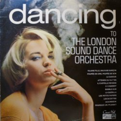 The London Sound Dance Orchestra - Dancing To The London Sound Dance Orchestra, LP, Reissue