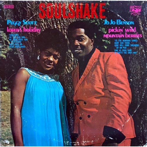 Peggy Scott & Jo Jo Benson - Soulshake, LP