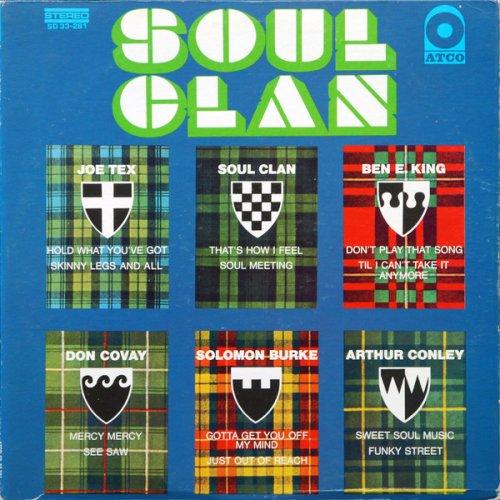 Various - Soul Clan, LP