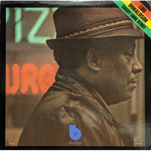 Lou Donaldson - Sassy Soul Strut, LP