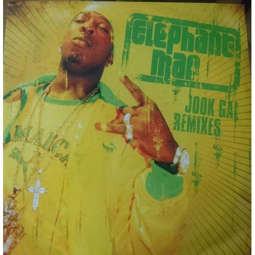 """Elephant Man - Jook Gal (Remixes), 12"""""""