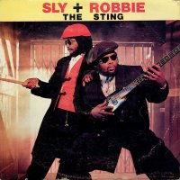 Sly + Robbie - The Sting, LP