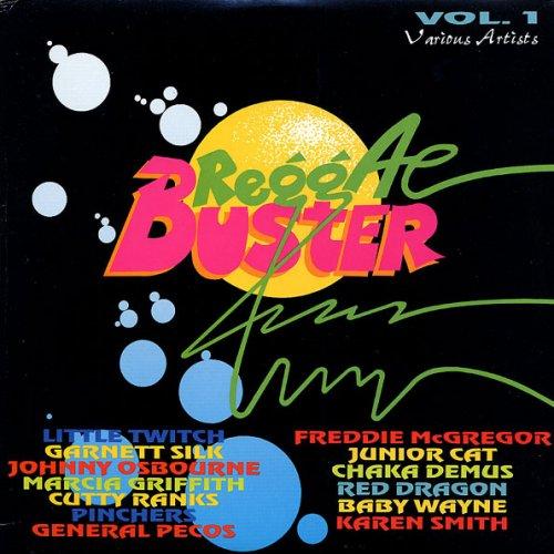 Various - Reggae Buster - Vol. 1, LP