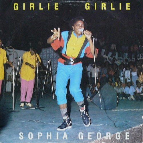 """Sophia George / Winner All Stars - Girlie Girlie / Girl Rush, 12"""""""