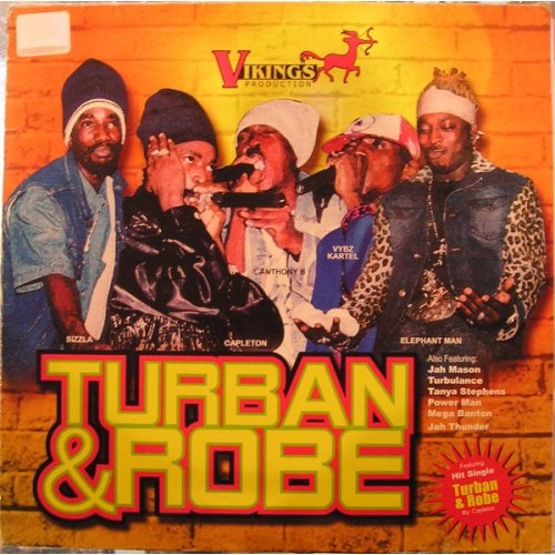 Various - Turban & Robe, 2xLP
