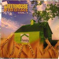 Various - Greenhouse Riddims Vol. 1, LP