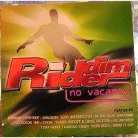 Various - Riddim Rider : No Vacancy, 2xLP